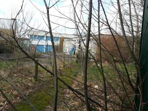 Bybrook Infants School... due for demolition